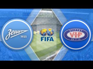 Волеренга 0:1 Зенит | Товарищеские матчи 2017 | Обзор матча
