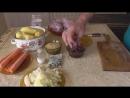 Фаршированный кролик Рецепт Кролик запеченный в духовке