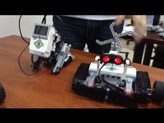 примеры роботов, которые можно построить