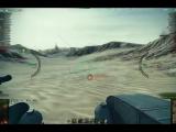 Скрипт для отображения корпуса в снайперском режиме на зуме х 0 8