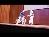 Экспериментатор. Как разучиться кататься на велосипеде