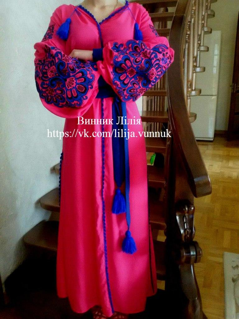 Вишиті плаття-бохо Сучасна вишиванка Віта Кін Вишите плаття бохо – 339  фотографий  3a20c9ab4ad65