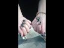 наши новые пигменты nail cyti school studio