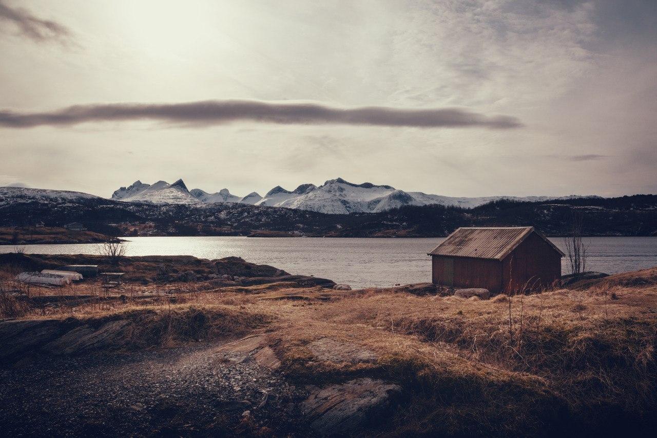 Роскошные пейзажи Норвегии - Страница 2 Poj69oDy7rI