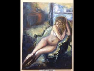 Выставка НЮ 2017г. Арт галерея Сахалин