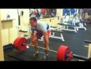 240 кг. Становая тяга классика