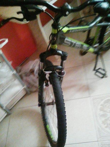 Продам велосипед за 9000р.покупал за 14450р.с документами всё отлично,