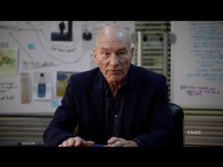 Блант говорит / Blunt Talk.2 сезон.Трейлер (2016) [1080p]