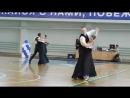 Медленный вальс. Танго. Взрослые сениоры. Хобби класс. 4 танца. Зимний вальс 2017