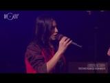 MOUV LIVE SHOW avec Zaho(Lint