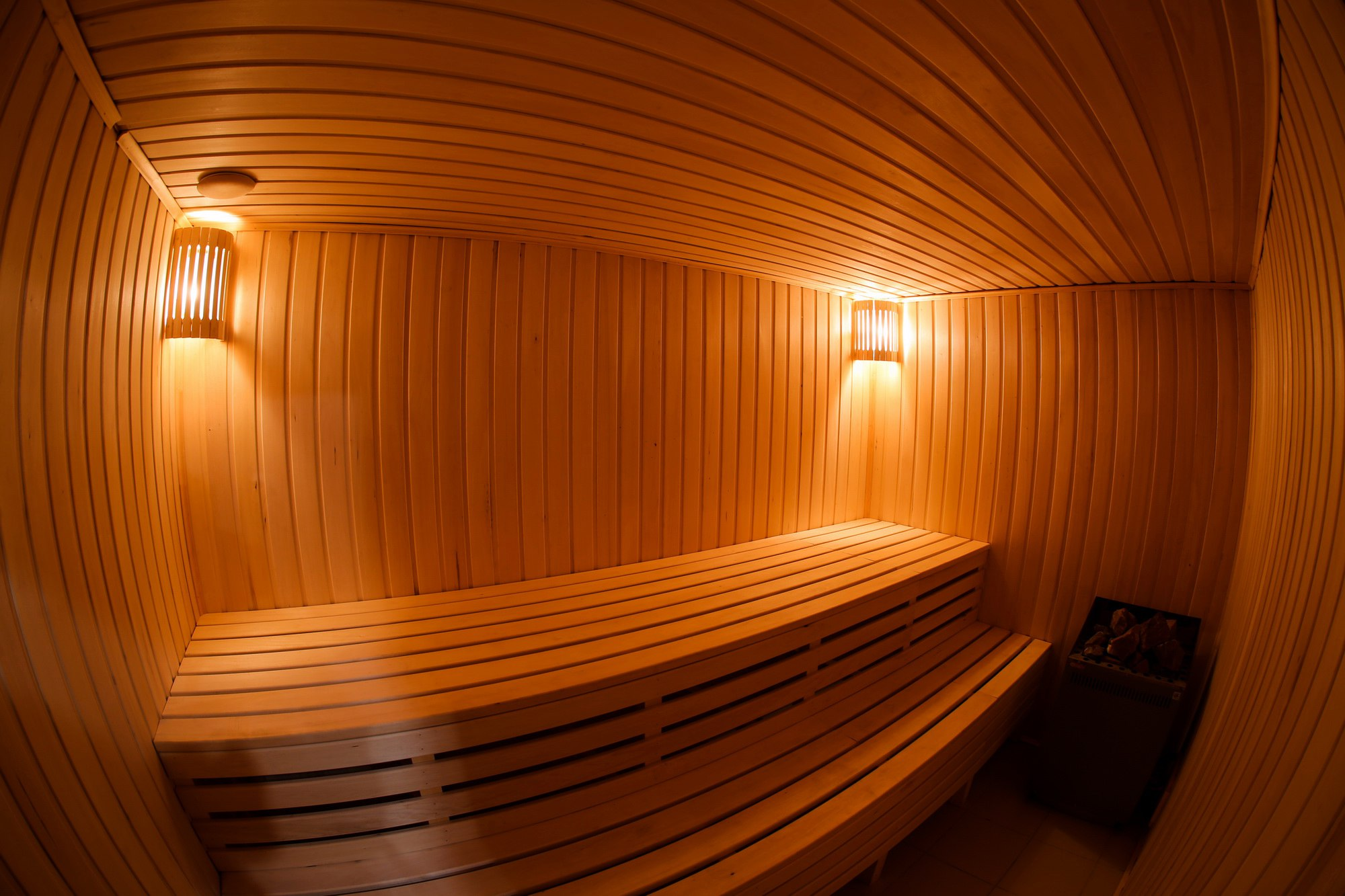 Банный комплекс Горка красная в Пензе, описание, фотографии, цены.