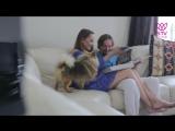 Айнарс и Резия [латвийское ТВ и Egoiste] декабрь 2016