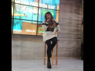 Регина Тодоренко о «золотой карточке» в телепередаче «Орёл и Решка»