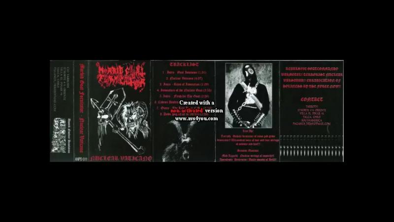 Morbid Goat Fornicator (Chile) - Nuclear Vaticano (Demo) 2008