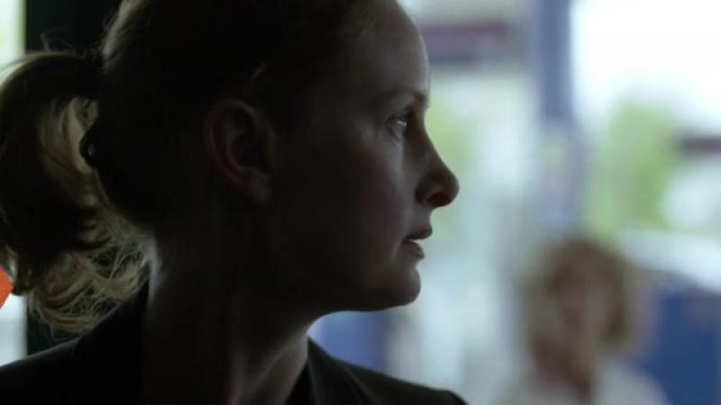 Сериал «Безмолвный свидетель» на канале «Киносерия».