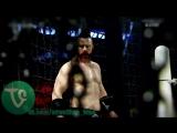 (HighLights) Sheamus vs Dolph Ziggler vs Ryback vs Mark Henry vs R-truth vs King Barrett - Elimination Chamber 2015