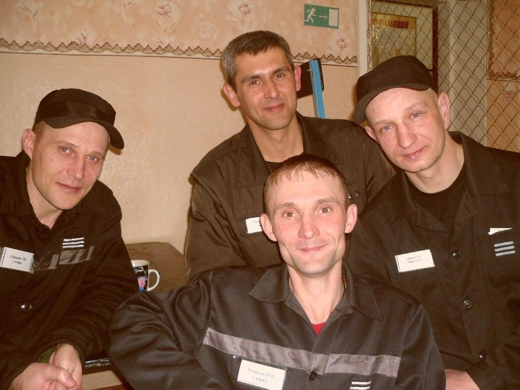 Концерт посвящённый празднованию Пасхи в мужской колонии особого режима ИК-4 ОИК-11 ОУХД ГУФСИН России по Пермскому краю.