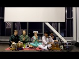 Guru Gulfam Sabri performing qawwali O lal Meri, Novosibirsk, 10 Dec, 2016