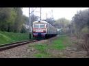 ЭР9Т-670 рейсом № 6307 Нежин - Чернигов.