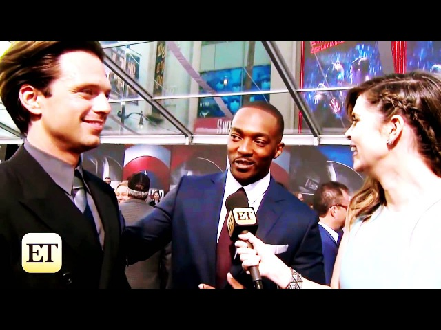 Anthony mackie/ sebastian stan ; september