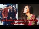 Housefull 3 Actress Lisa Haydon Announces Her Wedding With A HOT KISS Snap