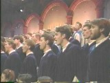 St. Olaf Massed Men's Chorus - Ave Maria (Biebl)