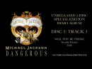 WILL YOU BE THERE (Studio Demo Version) - MICHAEL JACKSON (Unreleased Dangerous)