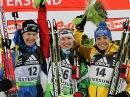 2011-12-01  Биатлон Кубок мира  2011-2012 1 этап Индивидуальная гонка Женщины Эстерсунд