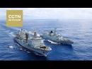 Китайские ВМС освободили иностранное судно, захваченное пиратами в Аденском за