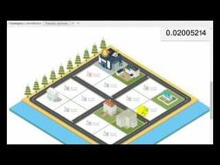 Город мечты - экономическая игра! 200% за 4-20 дней!
