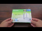 UNBOXING TP-Link TL-WN822N 300Mbps High Gain WiFi Wireless USB Adapter 3dBi Antenna BGN