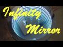 Как сделать, 3D зеркало своими руками \ How to make an infinity Mirror