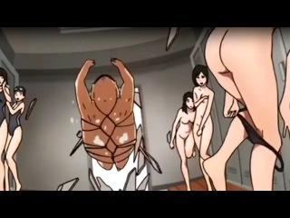 Prison School OVA - Andre breaks into the girls locker room
