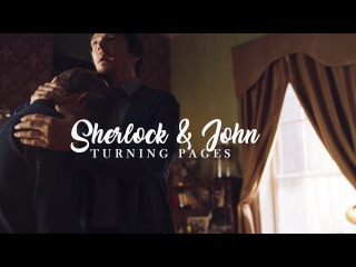 Turning Pages | Sherlock John (Johnlock)