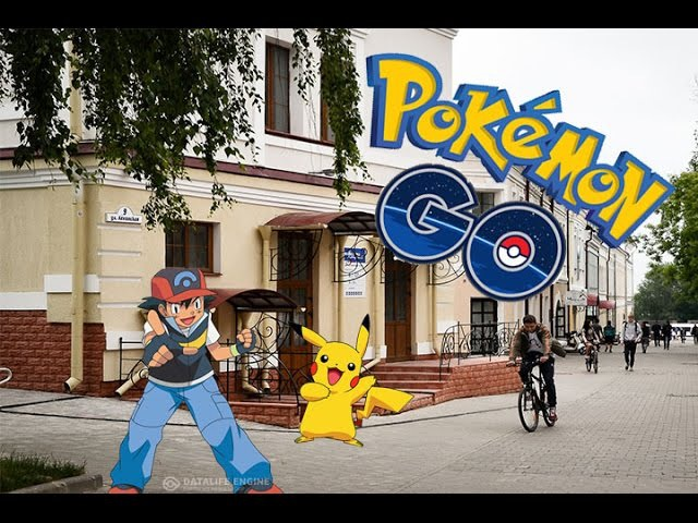 Pokemon GO Гим 6lvl и читеры