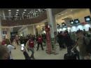 🔴 Manifestantes Trocam Socos e chutes no Aeroporto Santos do Dumont GREVE GERAL 28 04 2017