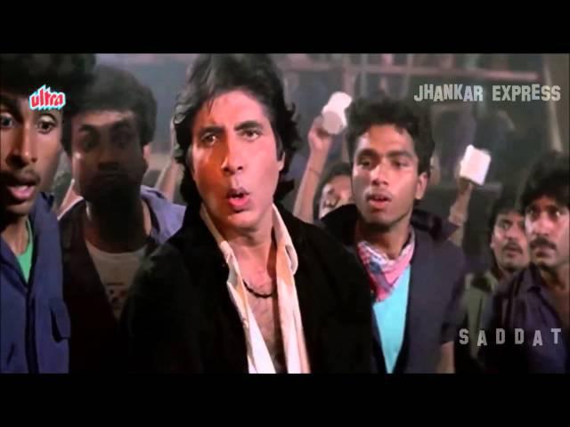 Jumma Chumma De De Jhankar HD 1080p Hum 1991 song frm Saddat