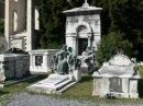 Genova Cimitero di Staglieno Prima parte foto di alberto debidda
