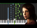 The Last of Us Theme [Piano Tutorial] (Synthesia) Wouter van Wijhe