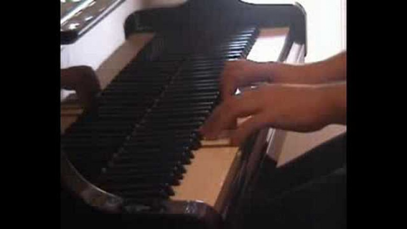 Wind of change - Scorpions Piano Cover