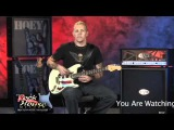 Gary Hoey Mixolydian Riffs Guitar Lesson (Guitar Modes)