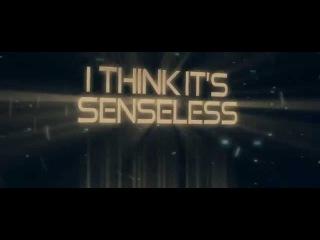 Richy Nix - Senseless (Official Lyric Video) [EXPLICIT]