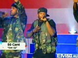 50 Cent - Get Up Live on Concert for the Brave 2008