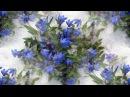 Весна Подснежники первые весенние цветы Оригинальная музыкальная открытка