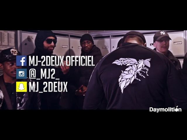 Mj2 - Traitres ( Remix Lacrim ) [OKLM Radio]