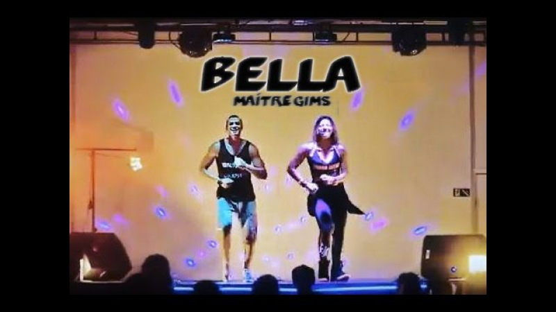 Bella - Maítre Gims - Total Dance Experience - Karina Rocha Rudison Sport