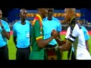 Cameroon Vs Ghana 2 0 Semi Final AFCON 2017 Benjamin Moukandjo