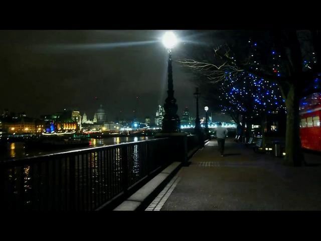 Night Stopmotion / timelapse photography around London