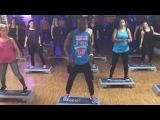 ZAHO feat MHD -choreo Zumba Step