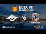 Dota 2 Highlights Team Secret vs DC Quarter Final Dota Pit 2017